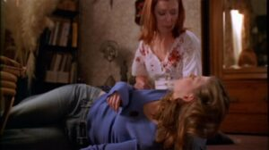 Tara Maclay played by Amber Bensen on Buffy the Vampire Slayer